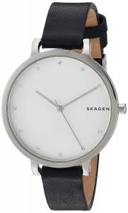 [スカーゲン]Skagen 腕時計 Hagen Blue Leather Watch SKW2581 レディース [並行輸入品]