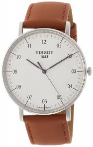 [ティソ]Tissot 腕時計 TClassic Everytime White Dial Watch T1096101603700 メンズ