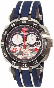 [ティソ]Tissot watch TRace Nicky Hayden Ambassador Edition 2016 World limited 4999 this 1EWXRM9W