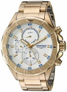 [アーミトロン]Armitron 腕時計 20/5178WTGP メンズ [並行輸入品]