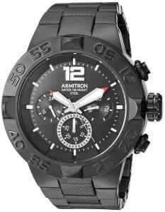 [アーミトロン]Armitron 腕時計 20/5198BKTI メンズ [並行輸入品]