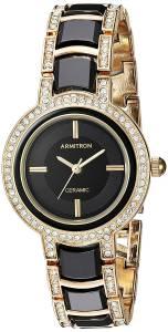 [アーミトロン]Armitron 腕時計 75/5452BKGP レディース [並行輸入品]
