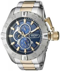 [アーミトロン]Armitron 腕時計 20/5199NVTT メンズ [並行輸入品]