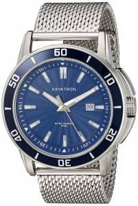 [アーミトロン]Armitron 腕時計 20/5176BLSV メンズ [並行輸入品]