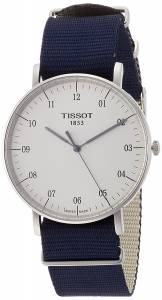 [ティソ]Tissot  TClassic Everytime White Dial Watch T109.610.17.037.00 T1096101703700 メンズ