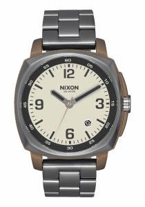 [ニクソン]NIXON  The Charger x The Cruiser Collection Bronze/Gunmetal Watch A1072-2091-00
