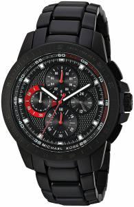 [マイケル・コース]Michael Kors 腕時計 Ryker Black Watch MK8529 メンズ