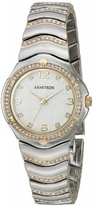 [アーミトロン]Armitron 腕時計 75/5431WTTT レディース [並行輸入品]