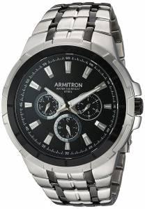 [アーミトロン]Armitron 腕時計 20/5144BKTB メンズ [並行輸入品]