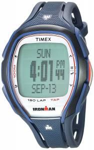 [タイメックス]Timex 腕時計 Ironman Blue Rubber Quartz Sport Watch TW5K96500 メンズ