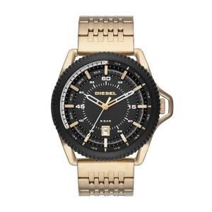 [ディーゼル]Diesel 腕時計 Rollcage Gold Watch DZ1789 メンズ [並行輸入品]
