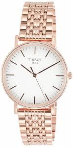 [ティソ]Tissot 腕時計 TClassic Everytime Silver Dial Watch T1094103303100 メンズ