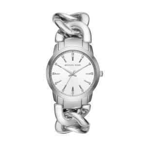 [マイケル・コース]Michael Kors 腕時計 Elena Watch Silver MK3607 レディース