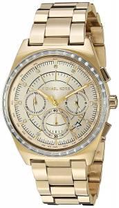 [マイケル・コース]Michael Kors 腕時計 Vail GoldTone Watch MK6421 レディース