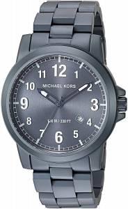 [マイケル・コース]Michael Kors 腕時計 Paxton Blue Watch MK8533 メンズ