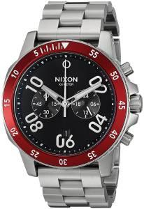 [ニクソン]NIXON 'Ranger Chrono' Quartz Stainless Steel Casual Watch, A549008-00