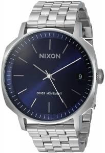 [ニクソン]NIXON  'Regent II SS' Swiss Quartz Stainless Steel Casual Watch, A9632372-00