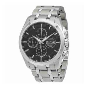 [ティソ]Tissot  Couturier Chronograph Automatic Watch T0356141105101 Tissot-T0356141105101