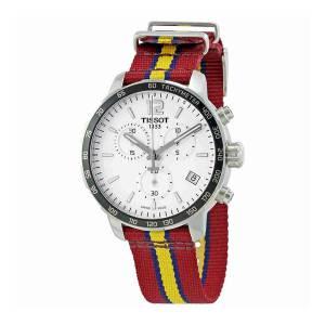 [ティソ]Tissot 腕時計 Quickster NBA Teams Chronograph Watch T095.417.17.037.13