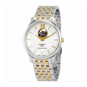 [ティソ]Tissot  Tradition Powermatic 80 Automatic Watch T063.907.22.038.00 T0639072203800