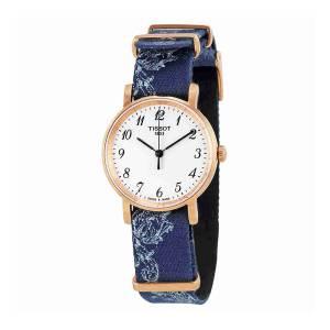 [ティソ]Tissot 腕時計 TClassic Everytime Silver Dial Watch T1092103803200 T109.210.38.032.00