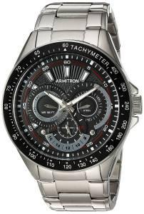 [アーミトロン]Armitron 腕時計 20/5197BKSV メンズ [並行輸入品]