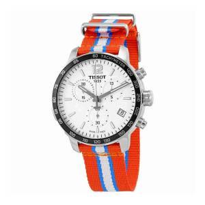 [ティソ]Tissot 腕時計 Quickster NBA Teams Chronograph Watch T095.417.17.037.14