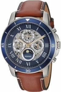 [フォッシル]Fossil 腕時計 Grant Sport Automatic Luggage Leather Watch ME3140 メンズ