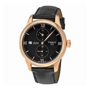 [ティソ]Tissot  Le Locle Regulateur Automatic Watch T0064283605802 T006.428.36.058.02 メンズ