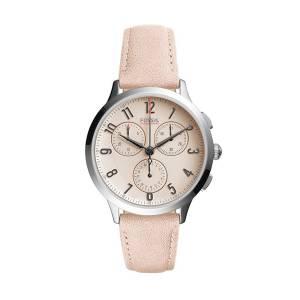 [フォッシル]Fossil  Abilene Sport Chronograph Blush Leather Watch CH3088 レディース