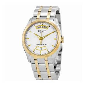 [ティソ]Tissot  Couturier Powermatic 80 Chronograph Automatic Watch T0354072201101 メンズ