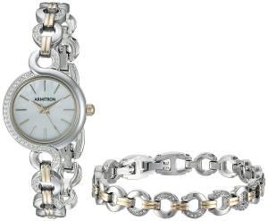 [アーミトロン]Armitron 腕時計 75/5485MPTTST レディース [並行輸入品]