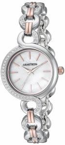 [アーミトロン]Armitron 腕時計 75/5485MPTRST レディース [並行輸入品]