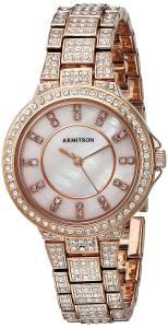 [アーミトロン]Armitron 腕時計 75/5317PMRG レディース [並行輸入品]