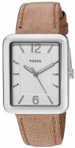 [フォッシル]Fossil 腕時計 Atwater ThreeHand Sand Leather Watch ES4243 レディース
