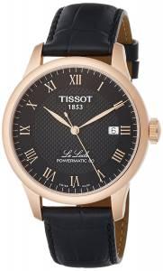 [ティソ]Tissot 腕時計 TClassic Automatic Black Dial Watch T0064073605300 メンズ