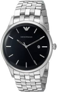 [エンポリオアルマーニ]Emporio Armani 'Lambda' Quartz Stainless Steel Casual Watch, AR11019