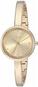 [ダナキャラン]DKNY  'Murray' Quartz and StainlessSteelPlated Casual Watch, NY2599