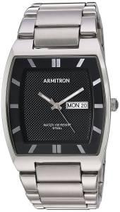 [アーミトロン]Armitron 腕時計 20/5211BKSV メンズ [並行輸入品]