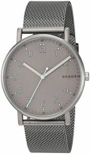 [スカーゲン]Skagen 腕時計 Signatur Titanium and SteelMesh Watch SKW6354 メンズ
