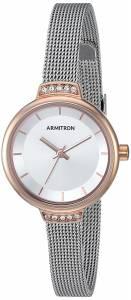 [アーミトロン]Armitron 腕時計 75/5476SVTR レディース [並行輸入品]