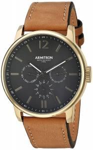 [アーミトロン]Armitron 腕時計 20/5217BKGPTN メンズ [並行輸入品]