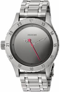 [ニクソン]NIXON  '3820' Quartz Stainless Steel Casual Watch, Color:SilverToned A4102633-00