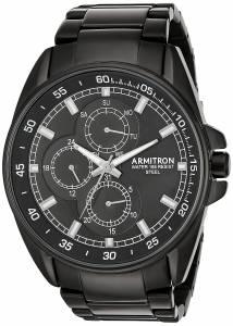 [アーミトロン]Armitron 腕時計 20/5224BKTI メンズ [並行輸入品]