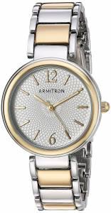 [アーミトロン]Armitron 腕時計 75/5467SVTT レディース [並行輸入品]