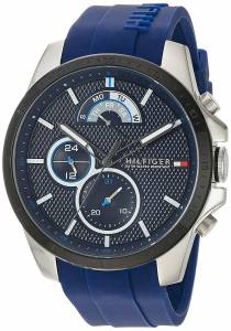 [トミー ヒルフィガー]Tommy Hilfiger 'COOL SPORT' Quartz Stainless Steel and 1791350