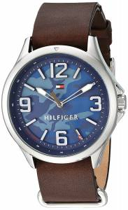 [トミー ヒルフィガー]Tommy Hilfiger 'SPORT' Quartz Stainless Steel and Leather 1791334