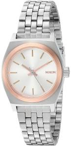 [ニクソン]NIXON  'Small Time Teller' Quartz Stainless Steel Casual Watch, A3992632-00
