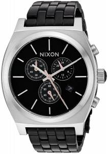 [ニクソン]NIXON 'Time Teller Chrono' Quartz Stainless Steel Casual Watch, A9722541-00