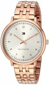 [トミー ヒルフィガー]Tommy Hilfiger  SPORT Quartz Rose GoldTone Casual Watch 1781760